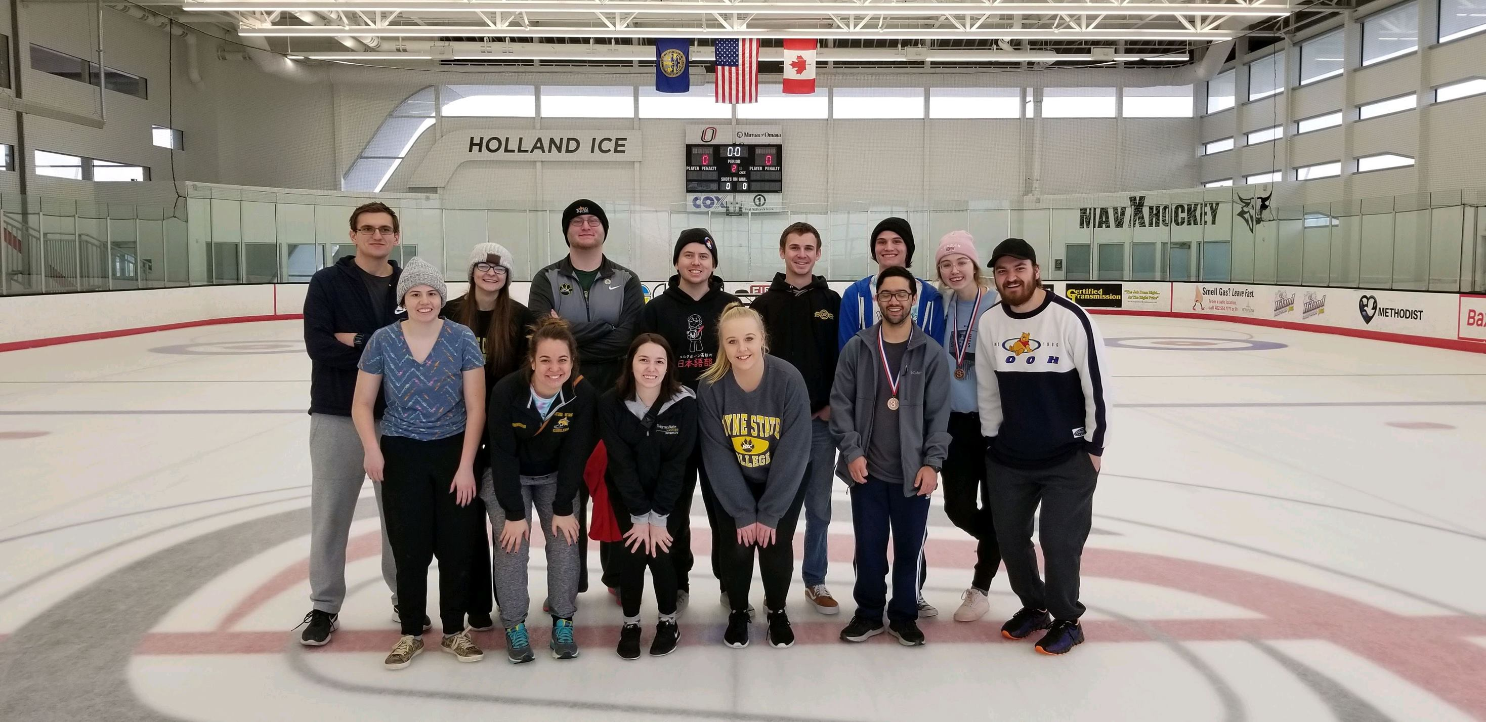 WSC NE College Bonspiel 2019